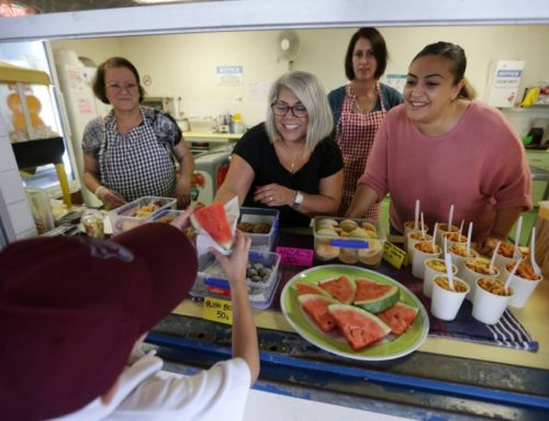 From tuckshop treats to a healthier overhaul at Blakehurst Public School